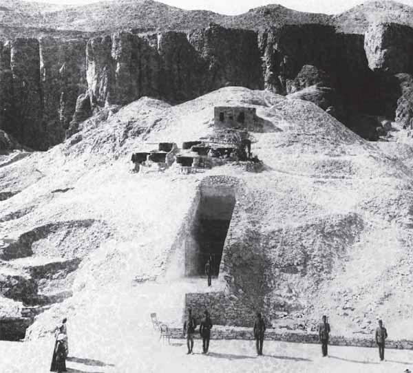 ツタンカーメンの墓