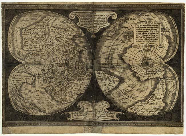 メルカトルの地図