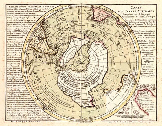ビュアッシュの地図