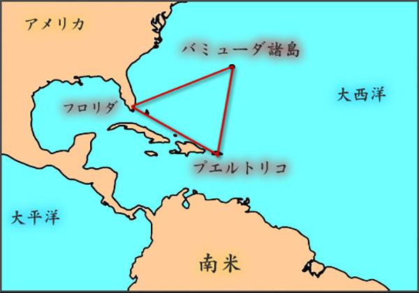 バミューダ・トライアングル