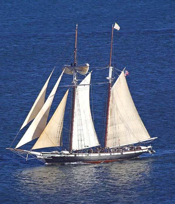 スクーナー船