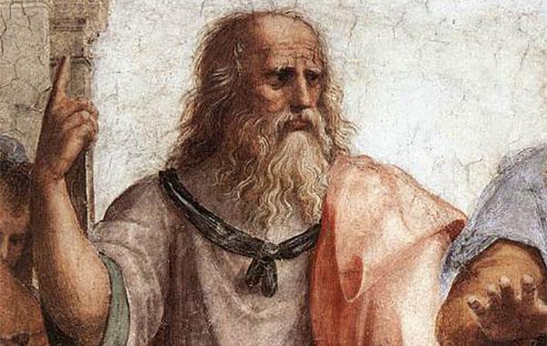 古代ギリシアの哲学者プラトン